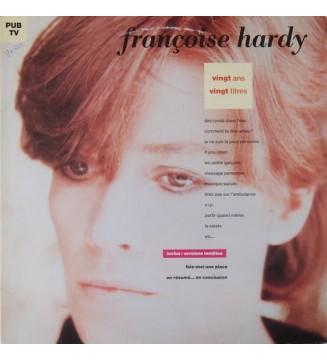 Françoise Hardy - Vingt Ans  Vingt Titres (2xLP, Comp, Gat) mesvinyles.fr