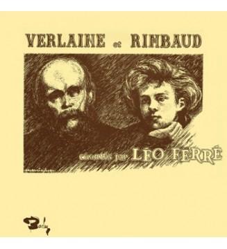 Léo Ferré - Verlaine Et Rimbaud Chantés Par Léo Ferré (2xLP, Album, Gat) mesvinyles.fr