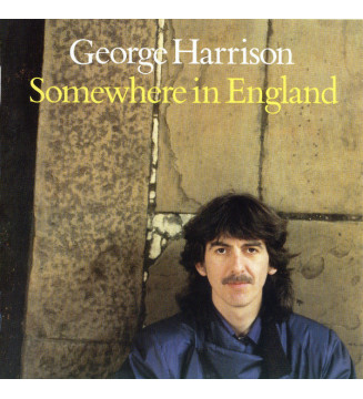 George Harrison - Somewhere In England (LP, Album, RE)