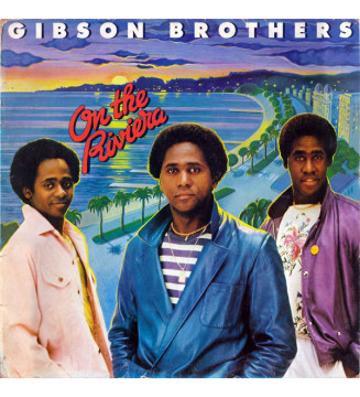 Gibson Brothers - On The Riviera (LP, Album) mesvinyles.fr