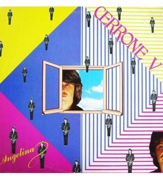 Cerrone - Cerrone V - Angelina (LP, Album, Pre) mesvinyles.fr