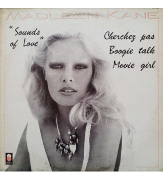 Madleen Kane - Sounds Of Love (LP, Album) mesvinyles.fr
