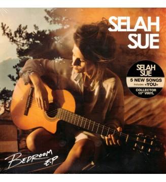 """Selah Sue - Bedroom EP (10"""", EP) mesvinyles.fr"""