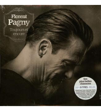 Florent Pagny - Toujours Et Encore (2xLP, Comp) mesvinyles.fr