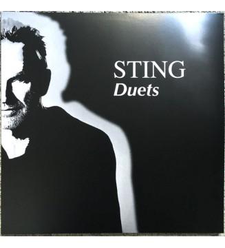 Sting - Duets (2xLP, Comp) mesvinyles.fr