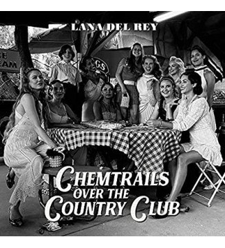 Lana Del Rey - Chemtrails Over The Country Club (LP, Album, Bei) mesvinyles.fr