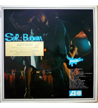 Various - SURhythm & BluesOUM (LP, Comp) mesvinyles.fr