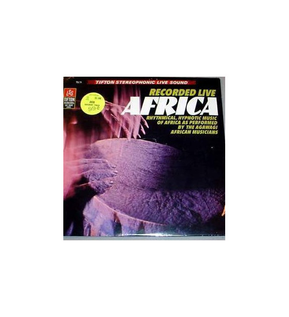 Agawagi African Musicians - Music Of Africa