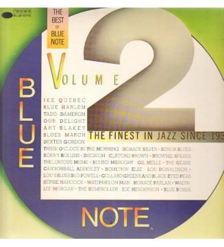 Various - The Best Of Blue Note Volume 2 (2xLP, Comp) mesvinyles.fr
