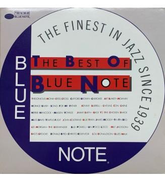 Various - The Best Of Blue Note (2xLP, Comp, RE) mesvinyles.fr
