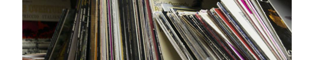 Vinyles OCCASIONS sélectionnés