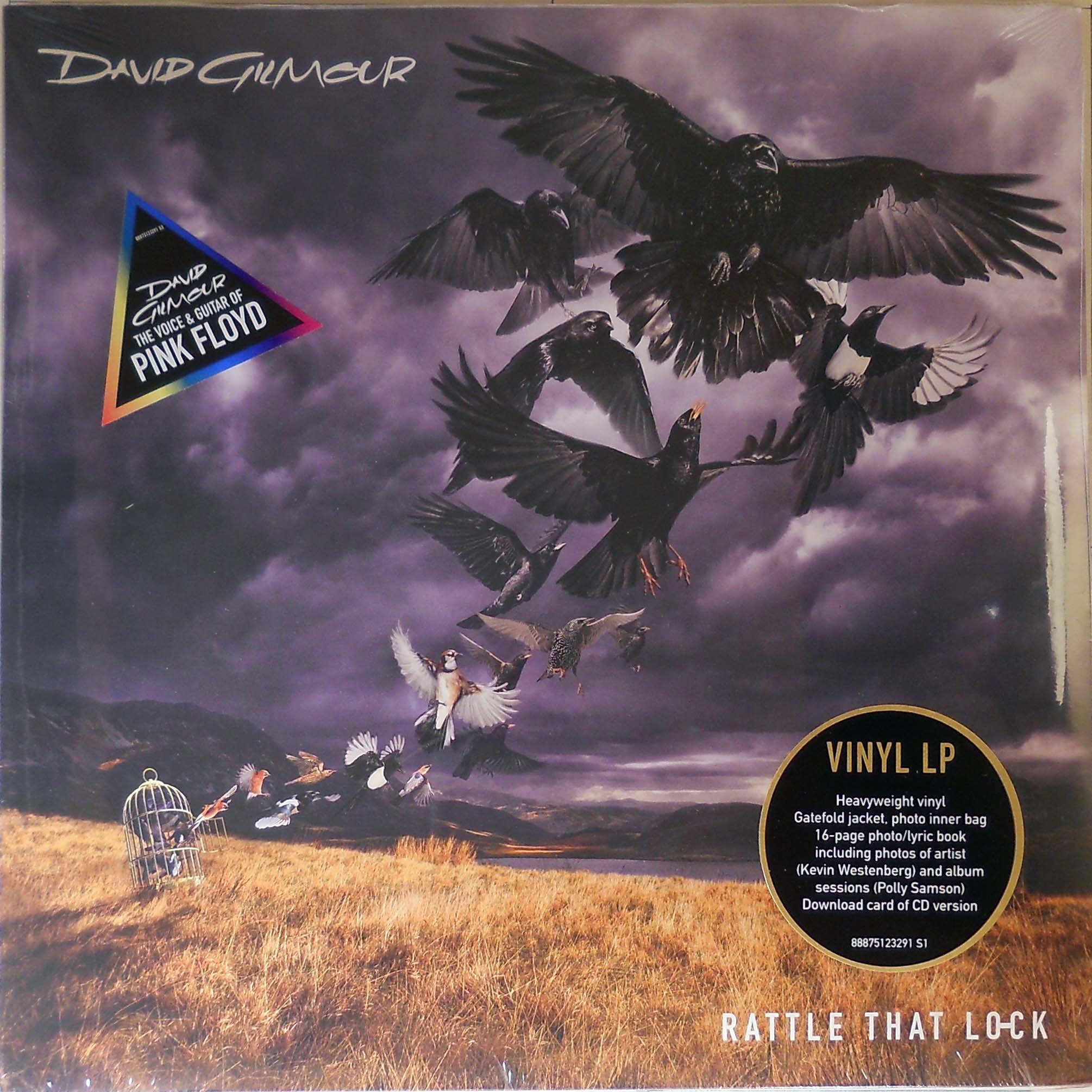 DAVID GILMOUR - DAVID GILMOUR - Autres