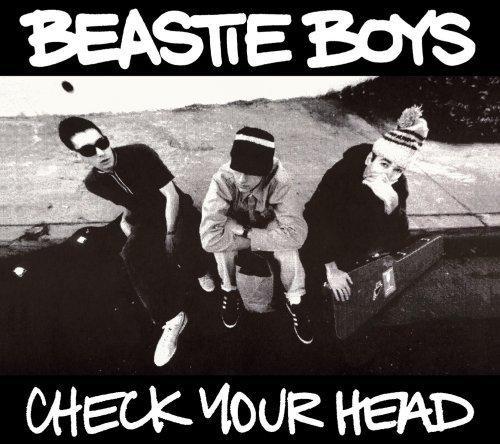 BEASTIE BOYS – CHECK YOUR HEAD - BEASTIE BOYS – Check Your Head - Autres