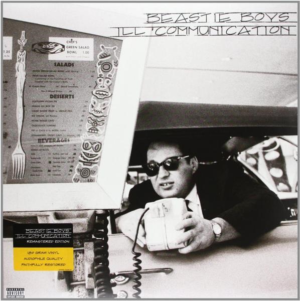 BEASTIE BOYS – ILL COMMUNICATION - BEASTIE BOYS – Ill Communication - Autres