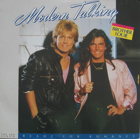 Modern Talking - Ready For Romance - The 3rd Album - 33T