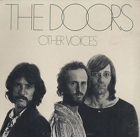 The Doors - Other Voices - 33T