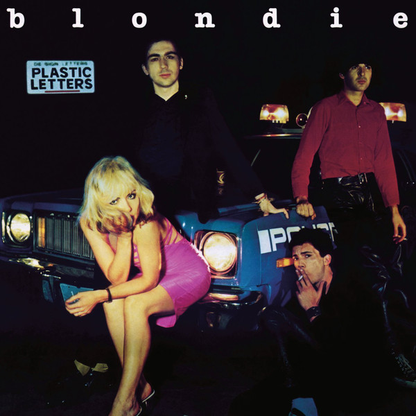 Blondie - Plastic Letters - 33T