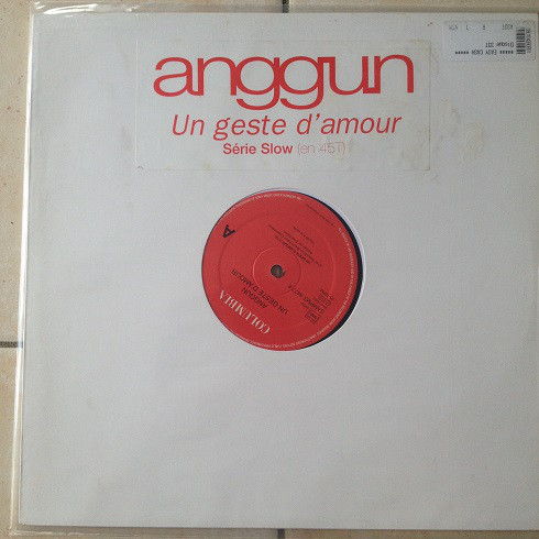 Anggun - Un Geste D'Amour - Maxi
