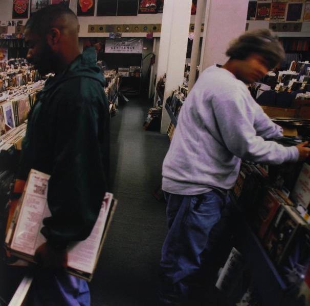 DJ SHADOW - DJ SHADOW - Autres