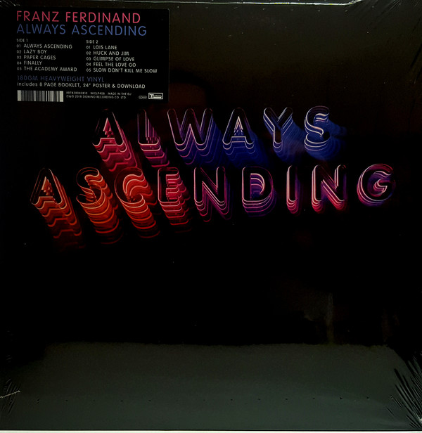 Franz Ferdinand, 588 vinyl records & CDs found on CDandLP