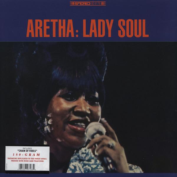 aretha franklin lady soul