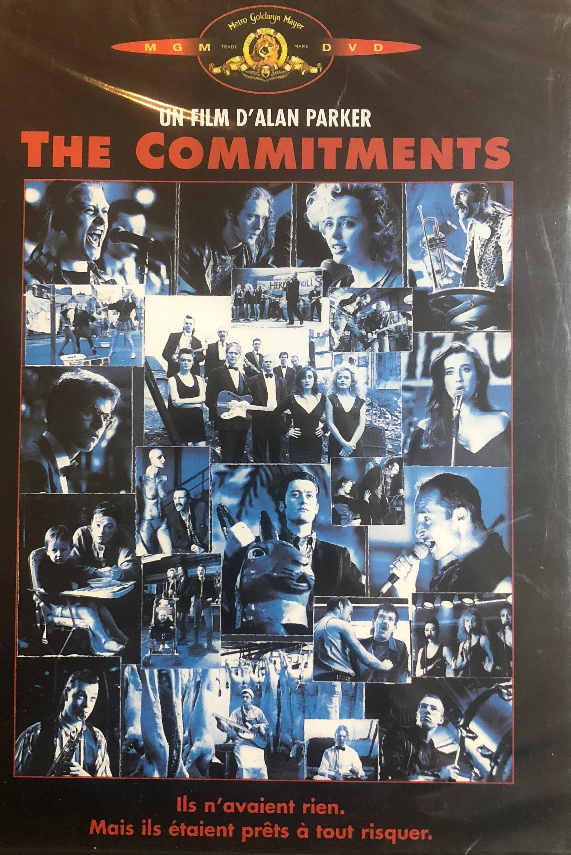 THE COMMITMENTS - the commitments - Autres