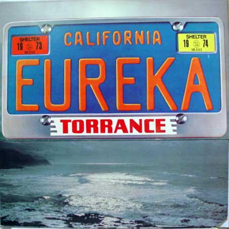 Richard Torrance - Eureka - 33T
