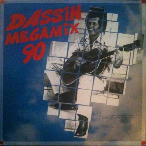 Joe Dassin - Megamix 90 - Maxi