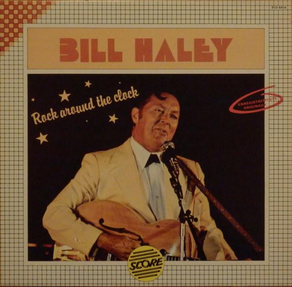 BILL HALEY - Rock Around The Clock - LP