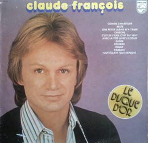 CLAUDE FRANOIS - Le Disque D'or - LP