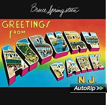 Bruce Springsteen - Greetings From Asbury Park N.J. - LP
