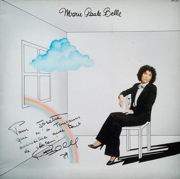 MARIE-PAULE BELLE - Marie-Paule Belle - LP