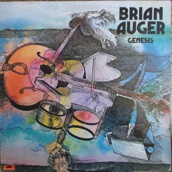Brian Auger - Genesis - LP