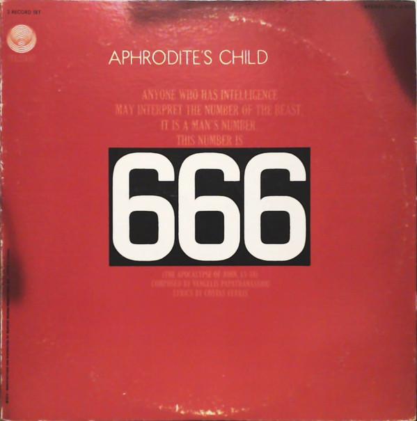 aphrodite's child 666