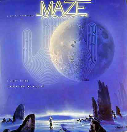 Maze Featuring Frankie Beverly - Inspiration - 33T