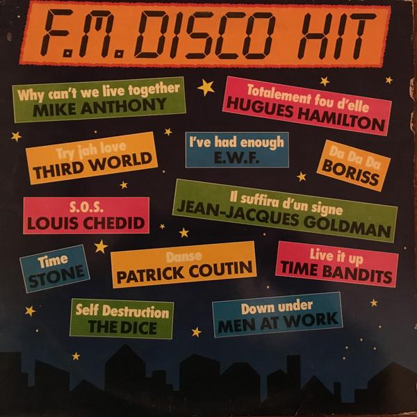 VARIOUS - F.M. Disco Hit - LP