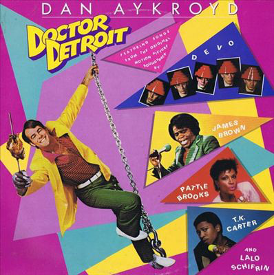 VARIOUS - Songs From The Original Motion Picture Soundtrack ''Doctor Detroit'' - LP