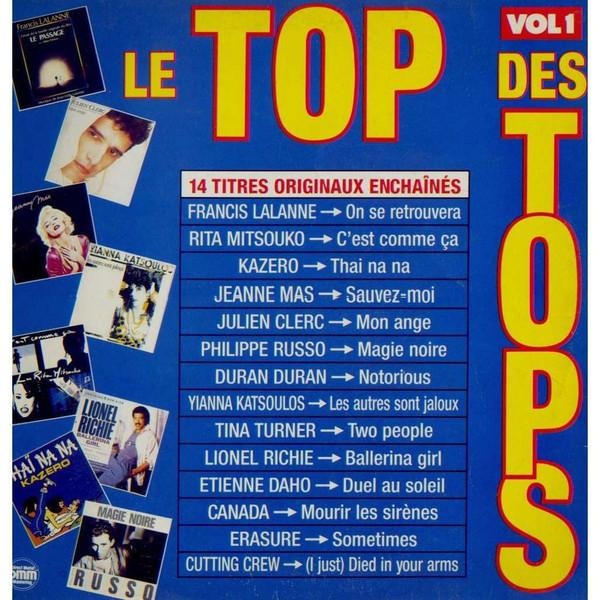 VARIOUS - Le Top Des Tops Vol. 1 - LP