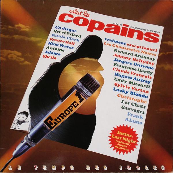 VARIOUS - Salut Les Copains - LP