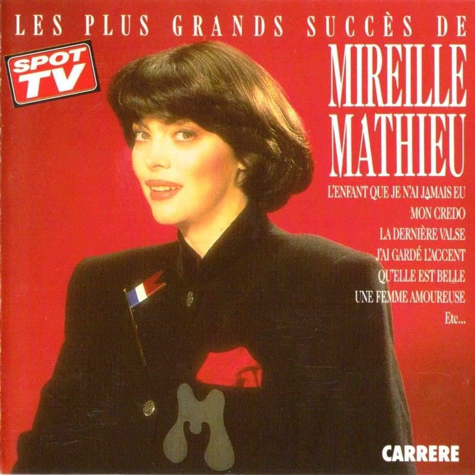 MIREILLE MATHIEU - Programme Plus Volume 1 - 33T