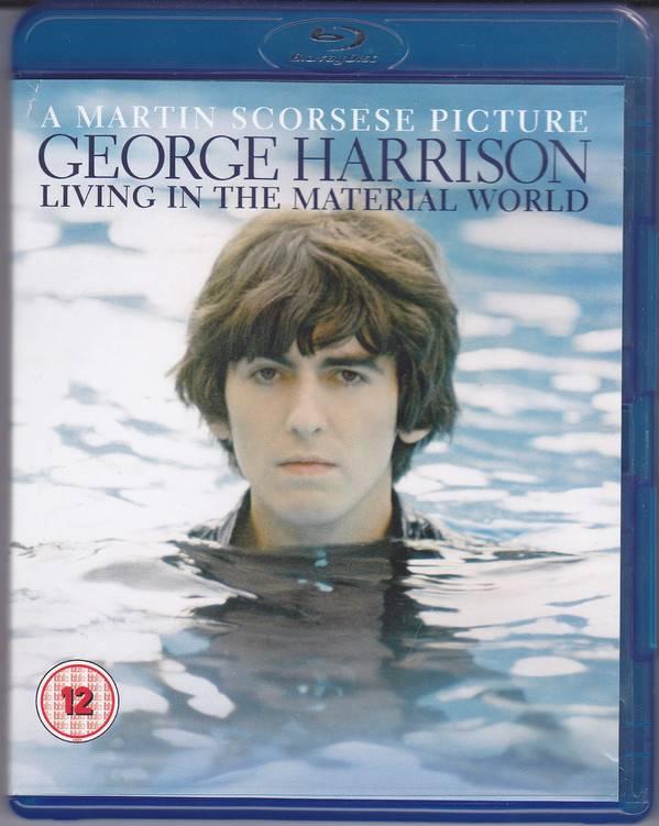 GEORGE HARRISON - George Harrison: Living In The Material World - Blu-ray Disc