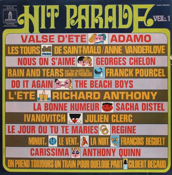 VARIOUS - Hit Parade Vol. 1 - 33T