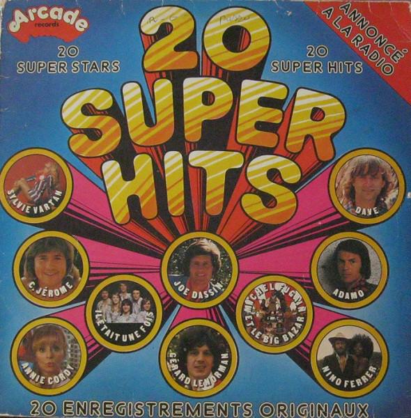 VARIOUS - 20 Super Hits - LP