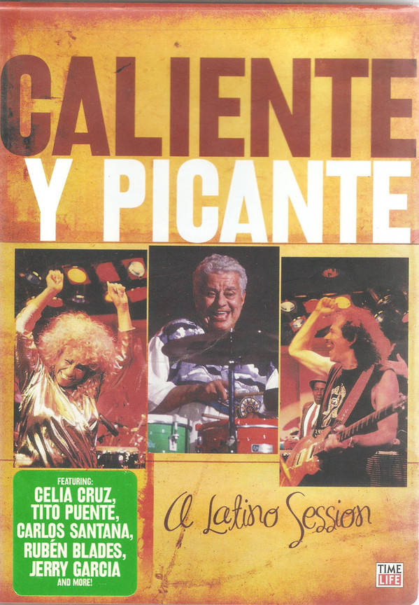 VARIOUS - Caliente Y Picante: A Latino Session - DVD