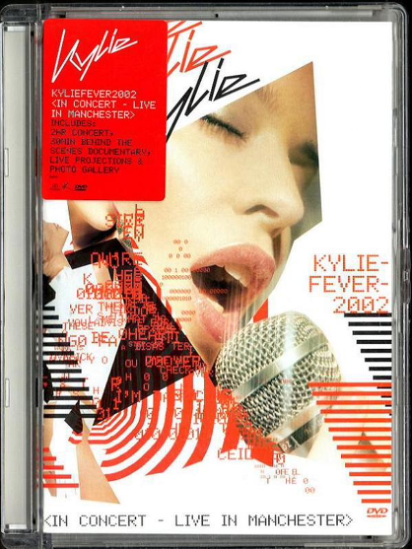 KYLIE* - KylieFever2002 - DVD