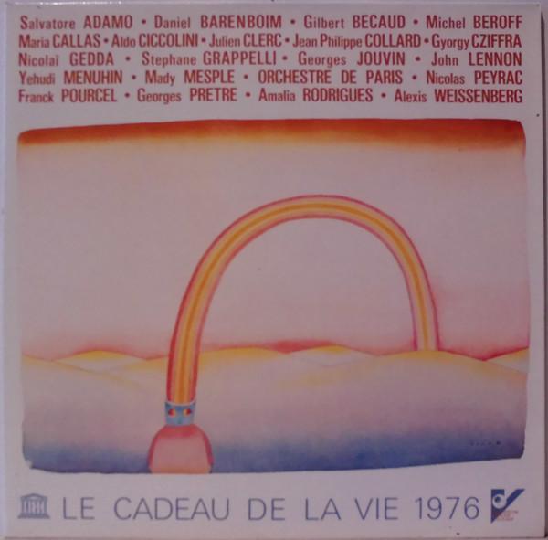 VARIOUS - Le Cadeau De La Vie 1976 - LP