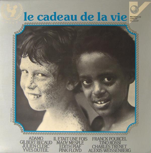 VARIOUS - Le Cadeau De La Vie - LP