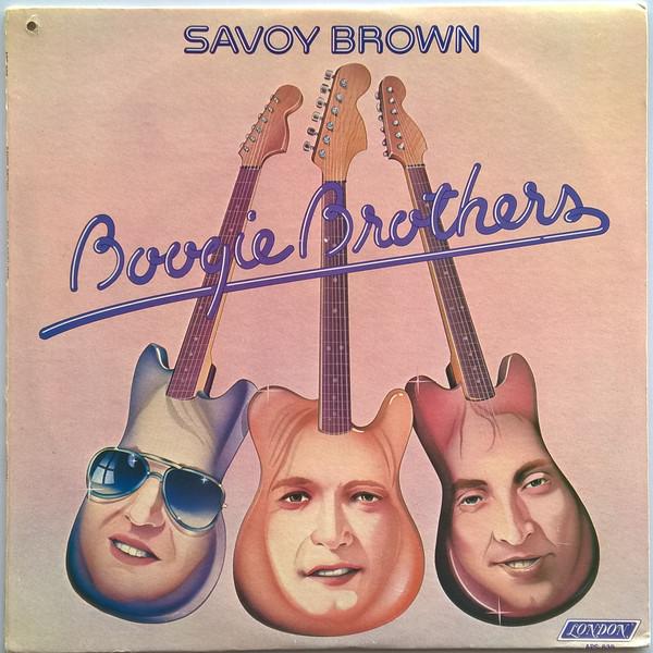 Savoy Brown - Boogie Brothers - LP