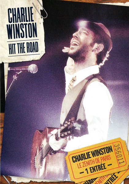 CHARLIE WINSTON - Hit The Road - DVD