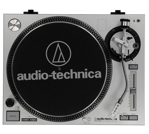 PLATINE 33 TOURS AUDIO-TECHNICA AT-LP120-USB - PLATINE 33 Tours Audio-Technica AT-LP120-USB - Autres